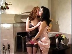 Irene&Peggy crazy anal lesbian action